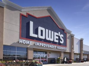 Lowe's Home Improvement Manning Town Centre