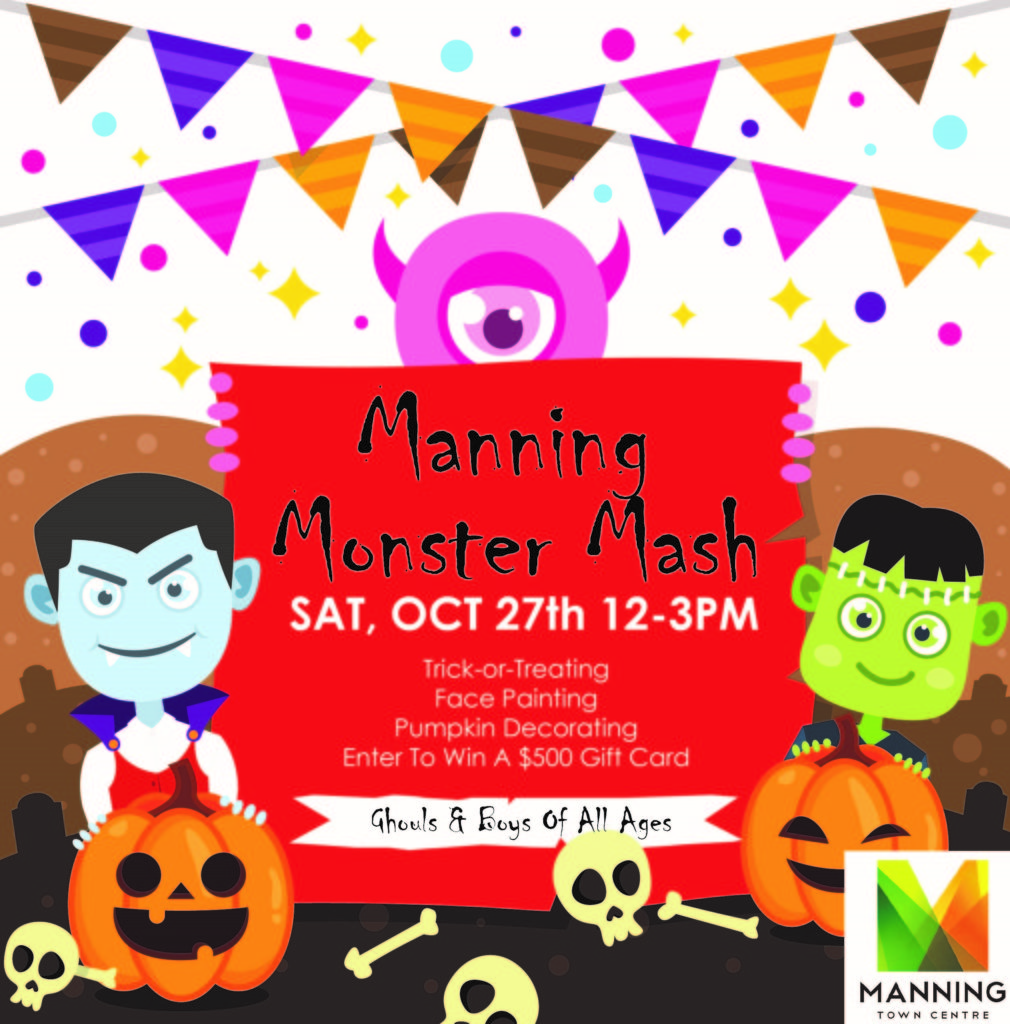 INVITE: Family Friendly Fun - October 27th!