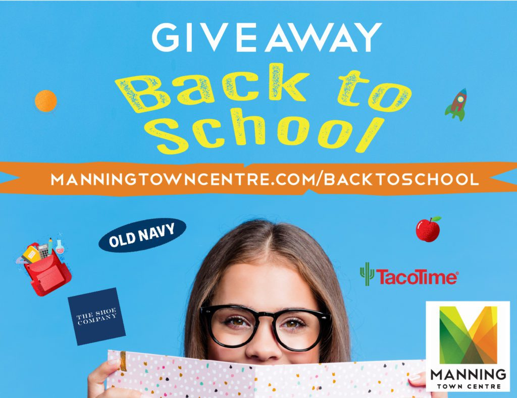 Back To School With Manning Town Centre
